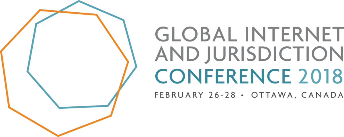 Global Internet and Jurisdiction- 2018 Conference